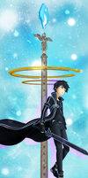 SAO (Sword Art Online) - Ending 1 Coloring by SilverDrawing88