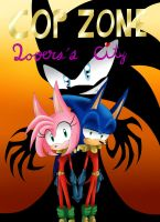 Cover Comic Zone: Loverss City by SILVERtheHEDGEHOGyes