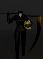 Celty by SwarleySwazenoskie