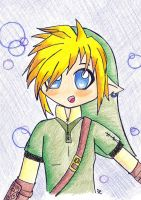 Cutie Link by Foxtail-89