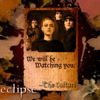Eclipse: The Volturi by kaching11397