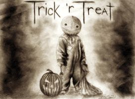 Trick 'r Treat by Slightly-Spartan