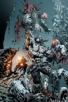 My fav GoW page colored by LiamSharp