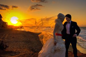 Karasu, Wedding in paradise by alierturk