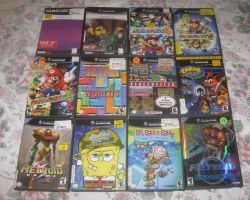 GameCube Collection - Part 2 by T95Master