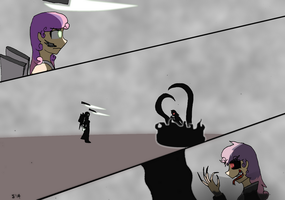 MLP - Faceoff by SigmatheArtist