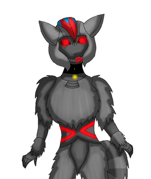 Queen Prime - furrbot by Qp007