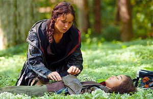 Rue's Death by forever-phinbella