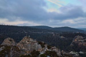 Lost City in Perspective by FireflyPhotosAust