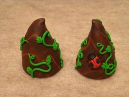 Dryad Horns by FlyingFrogCreations