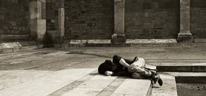 The Homeless by derGermane