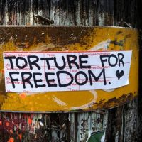 Torture for freedom by adaminfanticide