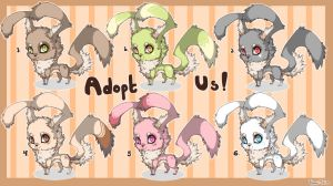 Adoptables: OPEN Edit by Thami-Mixim