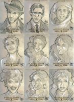 Indiana Jones Masterpieces 1 by aimo