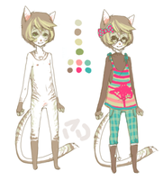 catboy design by alpacasovereign