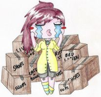 LoveRES: To many boxes... by Goldenwolf18