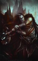 Warlord by d1sarmon1a
