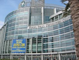 Hyper Con comes to Angel Falls Convention Center by Paudraic