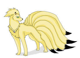 NineTails ash by timmy-gost