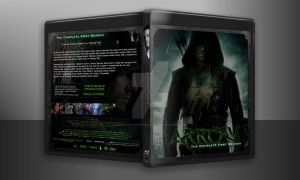 Arrow case preview by JamshedTreasurywala