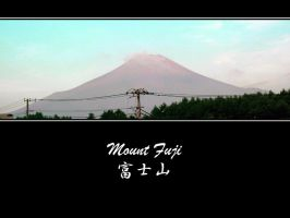 Mt. Fuji 2 by Grey-Ink