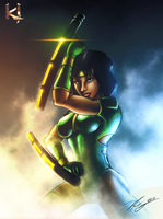 KI hype!! Orchid by FrancoFerrari