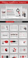 Illustra Powerpoint Template by kh2838