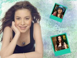 Miranda Cosgrove Wallpaper by Katara-Waterbender