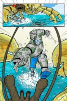 Atomic Robo: BCoC page 4 by Finfrock