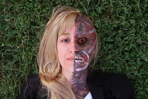 Twoface crossplay make-up3 by matildox
