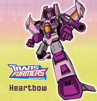 Transformers Heartbow by ninjha