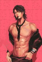 tigerbunny by aprilis420