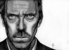 Hugh Laurie by ChocoWay