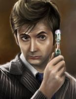 Doctor Who by Yasakun
