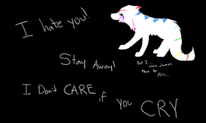 .:But I Was Always There For You . . .:. by AchievementHuntress