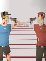 TF2-He we are by Kayroos