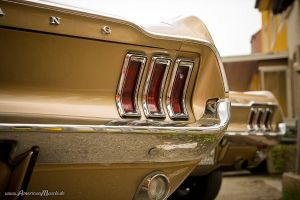 mustang.rearlights by AmericanMuscle