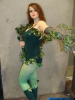 Poison Ivy Comic Con 08 by miss-kitty-j