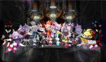 Blaze the cat robothobo 64 by BlazeLover15