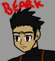 beark anime by ResidentEvilFourm