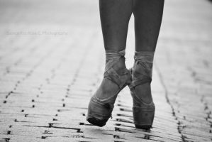 Balance on the cracks by SamanthaRoseCPhoto