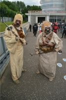 Sand People Cosplay by masimage