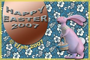 Happy Easter 2007 - NBX by iFab