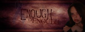 Enough is Enough by CaseyJewels