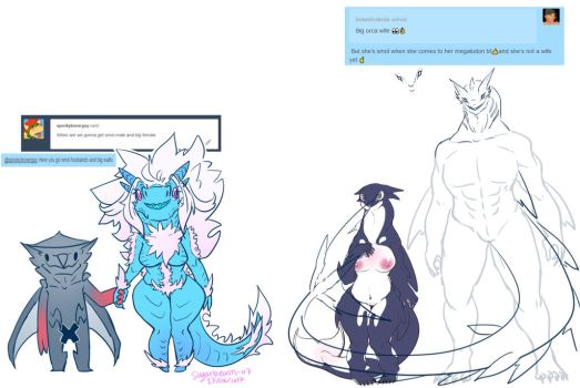 Couples size by SugarBeasts-07