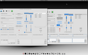 Light-Greyness-Blue-GTK Theme V1.1 by CraazyT