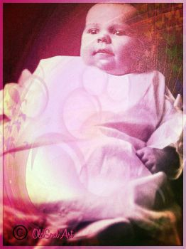 mid 1800s baby by OldSoulArt