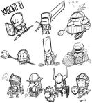 10 Knight by watercat2
