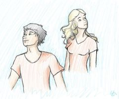 Percabeth by ImOkayIGuess