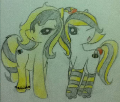 .:Bumble Sisters:. Request by CuteKoi2903